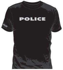 Camiseta Police Departament