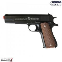 Pistola Airsoft COLT 1911 Full Metal