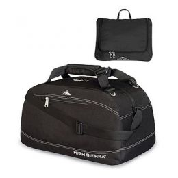 Necessaire High Sierra Wheel N Go 24'' Black Duffel