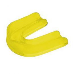 Protetor Bucal Simples Junior - Amarelo - Gold Sports