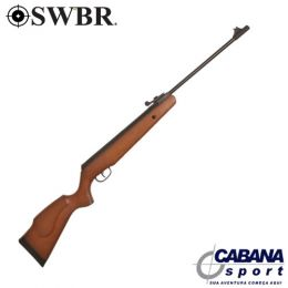 Carabina SWBR Precision 5,5 mm