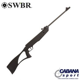 Carabina SWBR Synthetic 4,5 mm