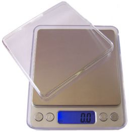 Balança Professional Digital Table Top Scale 500g/0.01g