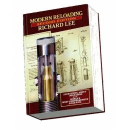 LEE ''Modern Reloading 2nd Edition'' - Manual