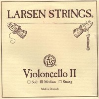 Corda Avulsa Re (D) Violoncelo 4/4 - Larsen Strings