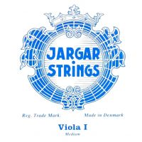 Corda Avulsa La Viola - Jargar Strings - Azul - Medium