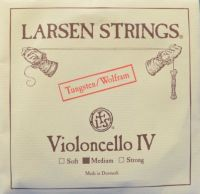 Corda Avulsa Do (C) Violoncelo 4/4 - Larsen Strings