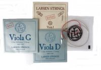Encordoamento Cordas Viola - Larsen Strings
