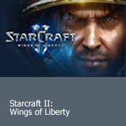 Cd Key -  Starcraft 2 - Wings of Liberty
