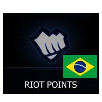 Cartão Riot Point Brasileiro - League of Legends