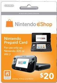 Nintendo Card US