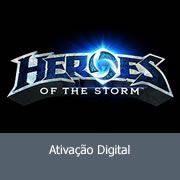 Ativação Digital - Heroes of the Storm