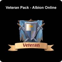 Cd Key - Veteran Pack - Albion Online