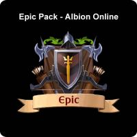 Cd Key - Epic Pack - Albion Online