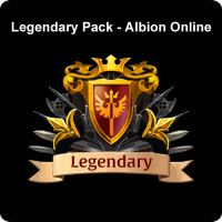 Cd Key - Legendary Pack - Albion Online