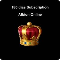 180 dias - Subscription - Albion Online