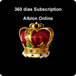 360 dias - Subscription - Albion Online  - foto principal 1