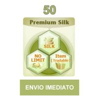 50 Silk Road Premium - Pronta Entrega