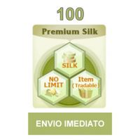 100 Silk Road Premium - Pronta Entrega