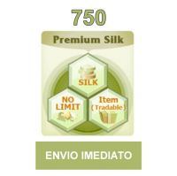 750 Silk Road Premium - Pronta Entrega