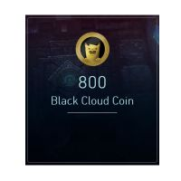 800 Black Cloud Coins - Aion