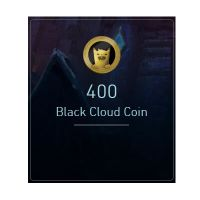 400 Black Cloud Coins - Aion