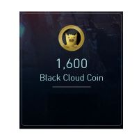 1600 Black Cloud Coins - Aion