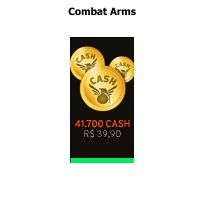Combat Arms - 41.700 Cash - LevelUpGames