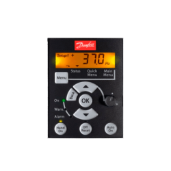 DISPLAY P/ FC-51  DANFOSS 132B0101
