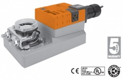 Atuador para Damper ON/OFF 10 Nm  220V - BELIMO NMX120 - 3