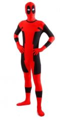 Fantasia DeadPool Luxo Adulto