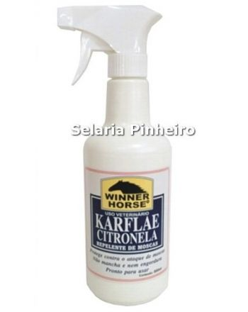 Karflae Citronela Spray com Aplicador - 500ml