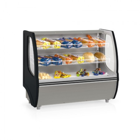 Vitrine Neutra Self-Service Star Plus Top MVNP-140PR - Gelopar  - foto principal 1