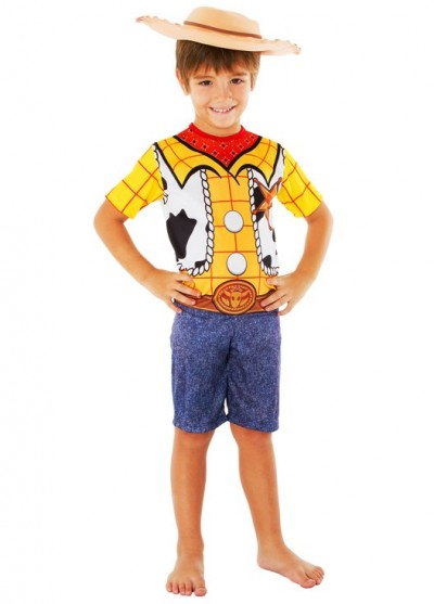 Fantasia Toy Story Woody Curta