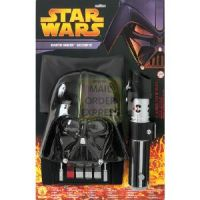Darth vader Kit Fantasia Adulto