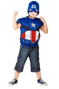 Dress UP Capitao America