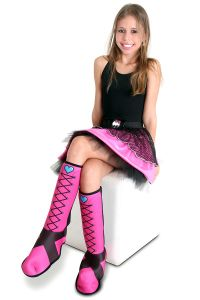 Bota Draculaura Monster High