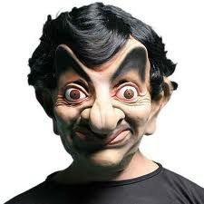 Mascara Mr. Bean Latex