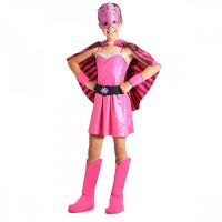 Fantasia Barbie Super Princesa Luxo