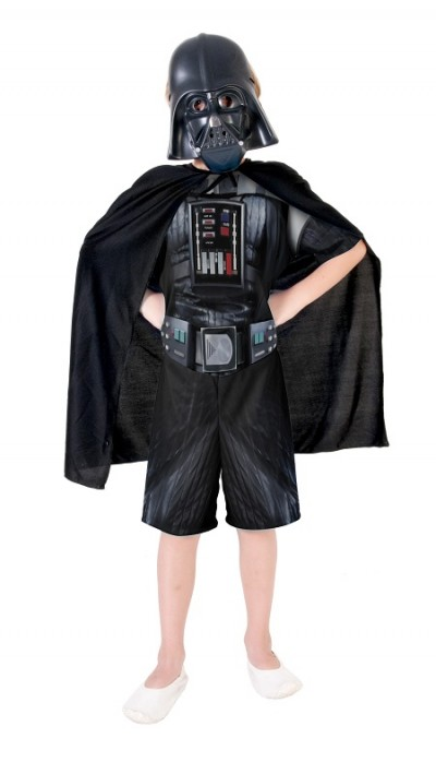 Fantasia Star Wars Darth Vader curto  - foto principal 1