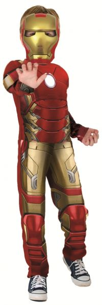 Fantasia Iron Man 2 Longo