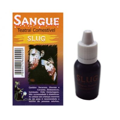 Sangue Teatral Artificial Comestível 15 ml