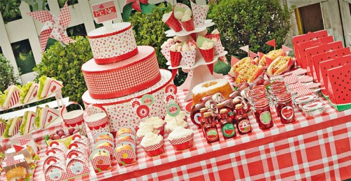 Suporte para Doces/CupCakes 2 andares Pic Nic Cromus