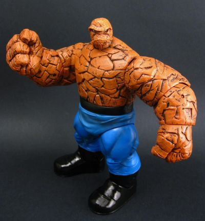 Boneco colecionável Thing - Marvel Select