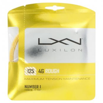 Corda Luxilon 4g Rough 125 16L