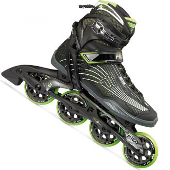 Patins Fila Plume 84mm/83A ABEC 7
