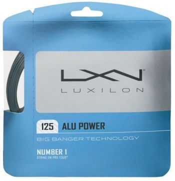Corda Luxilon Alu Power Rough 125 16L