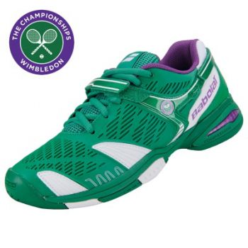 TÊNIS BABOLAT PROPULSE 4 All Court  WIMBLEDON 39