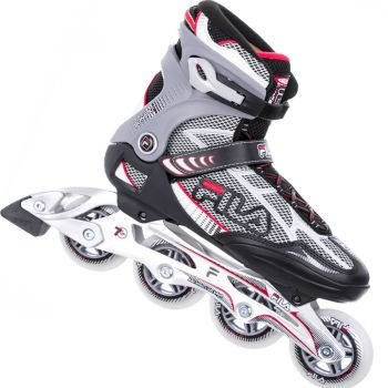 Patins Fila Bond Kf Blackred 84mm/83A
