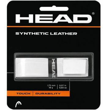 Cushion Grip Head Synthetic Leather Branco